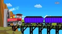 翻山越岭的小火车