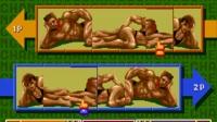 猴子_爱儿双人实况解说MD《龙凤神偷1》下篇:猴子爱儿IQ大挑战(puzzle&action)