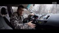 强悍越野丰田Hilux Arctic Trucks 6x6