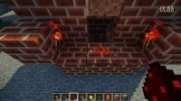 我的世界Minecraft#小波的特殊红石锁门技巧!!#红石教程4