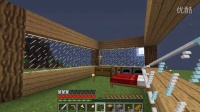 【我的世界Minecraft】菊花史蒂夫!第二期~房屋第一层完成~!