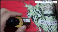 【roby蒸汽-悟空】5款马来西亚电子烟烟油小绿人、555/666/888芒果拉丝评测