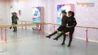 非常自由简单的北京水兵舞教学第四套_十送红军_ - 广场舞视频_ukYsEytr25-10