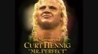 WWE Mr Perfect's Theme