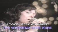 ✈❀▸美人鱼是她◂♆☽经典歌曲●全景视频☾☂◖Carpenters●昨日重现◗