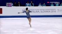 Eygenia Medvedeva - 2016 European Championships - FS
