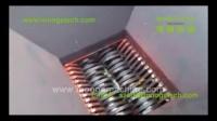 21-VD-3060 Double Shaft Shredder Machine(For Painting Drum)