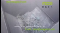 18-VH-Series Single Shaft Film Shredder Machine-2