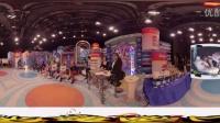 看康熙送VR眼镜 360°VR综艺节目@全球教程榜
