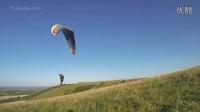 滑翔伞教学(寻找伞的失速点)Paraglider Control Finding Your Stall Point