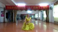 印度舞 燕语舞蹈韦冰老师印度舞 南宁舞蹈