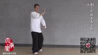 杨大卫讲解传统杨氏太极拳85式:第三课:揽雀尾---左掤(2015年版)