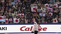【羽生结弦】【新生组!】【特效中字】20151223 2015花样滑冰大奖赛日本站PlayBack