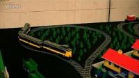 [乐高火车合集 场景系列]Dutch NS Lego Trains at Legoworld