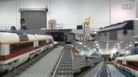 [乐高火车合集 场景系列]LEGO Trains at the Tampa Train Show