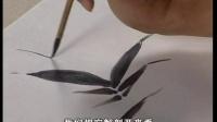 中国画梅兰竹菊四君子之竹的画法技法教程(1)