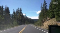 20150808 Driving towards Devil's Lake State Recreation Area, Oregon