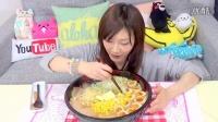 【大食い】泡面大杂烩3.6kg!【木下ゆうか】