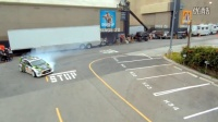 DC SHOES- KEN BLOCK'S GYMKHANA FOUR; THE HOLLYWOOD MEGAMERCIAL