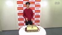 【羽生结弦】【新生组!】【无字】情人节直前企划 附带羽生人形的特质巧克力蛋糕