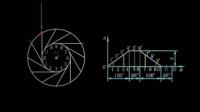 机械原理139个机构动画 N45-2工作原理动画