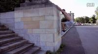 德国健身兄弟教程------利用墙壁进行锻炼【事实再次证明:街头健身与跑酷是相通的】