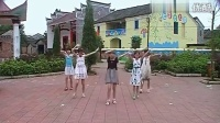 儿童版广场舞:江背广场舞泉水叮咚响