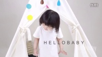 Hello baby儿童摄影-father and daughter(亲子)
