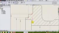 SolidWorks2014第十六讲:零件实战二部分(盘盖类-ftc空白制作)