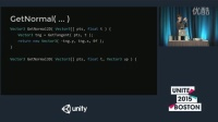 Unite 2015 - A coder's guide to spline-based procedural geometry