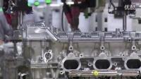 2015款保时捷911生产线