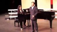 我的太阳 孟建宏 钢琴伴奏 柴伊娜 奥克兰华人爱乐合唱团2013音乐会