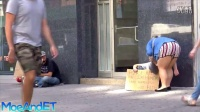 未成年流浪汉vs流浪汉(社会实验)The Homeless Man VS Homeless Child! (Social Experiment)
