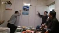 朋友聚会哈族舞跳起来— 舞2 (20160216)
