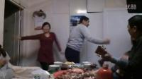 朋友聚会哈族舞跳起来— 舞3  (20160216)