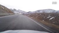 一万公里环绕中国独自流浪自驾唐之need for speed篇,20160216唐213国道甘南区爬海拔3980米山顶