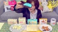【木下佑香】四种白巧克力零食