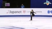 村上佳菜子 Kanako MURAKAMI 2016 Four Continents Figure Skating Championships SP
