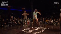 【太嘻哈】POPPING决赛-Juste Debout 瑞士 2016- Sadek&Joker VS Tricks&Shams -@环球funk精选