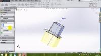 SolidWorks2014第十八讲:零件实战四部分(箱体类-ftc空白制作)
