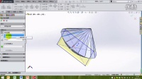 SolidWorks2014第十九讲:拉伸命令的巧妙建模-钻石(ftc空白制作)