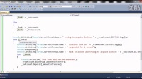 Part 96 How to resolve a deadlock in a multithreaded program
