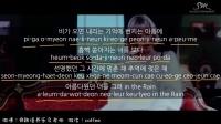 泰妍《Rain》歌词韩语教学-韩语学习-韩语入门课
