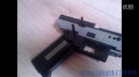 [乐高 枪械合集]working lego fast shooting rifle instruction