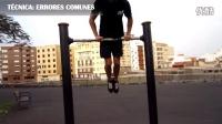 街头健身教程———双立臂