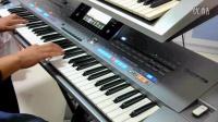 《难忘的初恋情人》yamaha原创节奏风格展示 键盘中国 音符