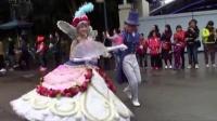 香港迪士尼乐园花车巡游1
