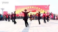 台前广场舞