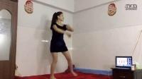优酷世界广场舞 活力健身舞 爱火(歌手:蓝琪儿)原创青儿_高清_标清