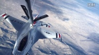 US Air Force Thunderbirds Aerial Refill with KC-135 Stratotanker|AiirSource